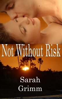 NOT WITHOUT RISK Print Cover