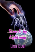 STRUCK BY LIGHTENING COVER