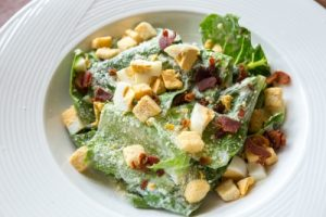 Ceasar Salad with Croutons
