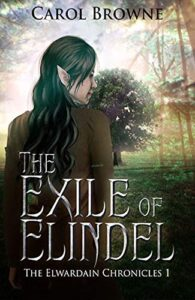 The Exile of Elindel cover